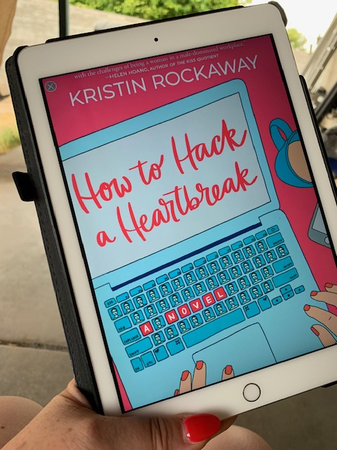 plottwistbookreviews.com  How to Hack a Heartbreak by Kristin Rockaway