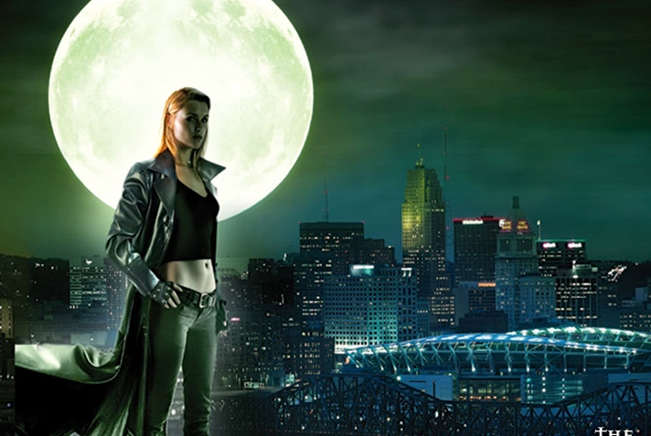 PlotTwistBookReviews.com Rachel Morgan, The Hollows urban fantasy book series by Kim Harrison