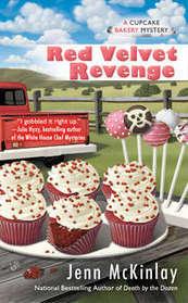 PlotTwistBookReviews.com Red Velvet Revenge book review